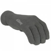 Перчатки oneLounge iGlove для сенсорных экранов iPhone, iPad, iPod Темно-серые