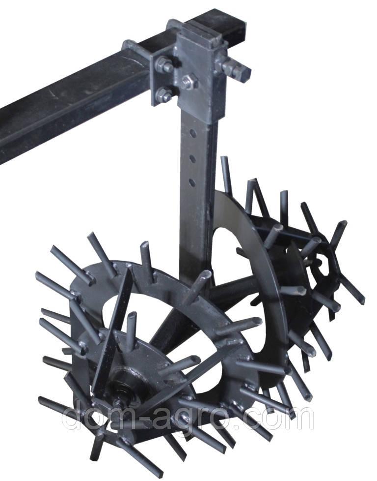 Культиватор ёжик (секция) (КУ7)