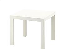 Журнальный столик IKEA БЕЛЫЙ LACK