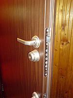 Переклейка плёнки металлической двери Киев
