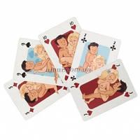 Игральные карты Kama Sutra