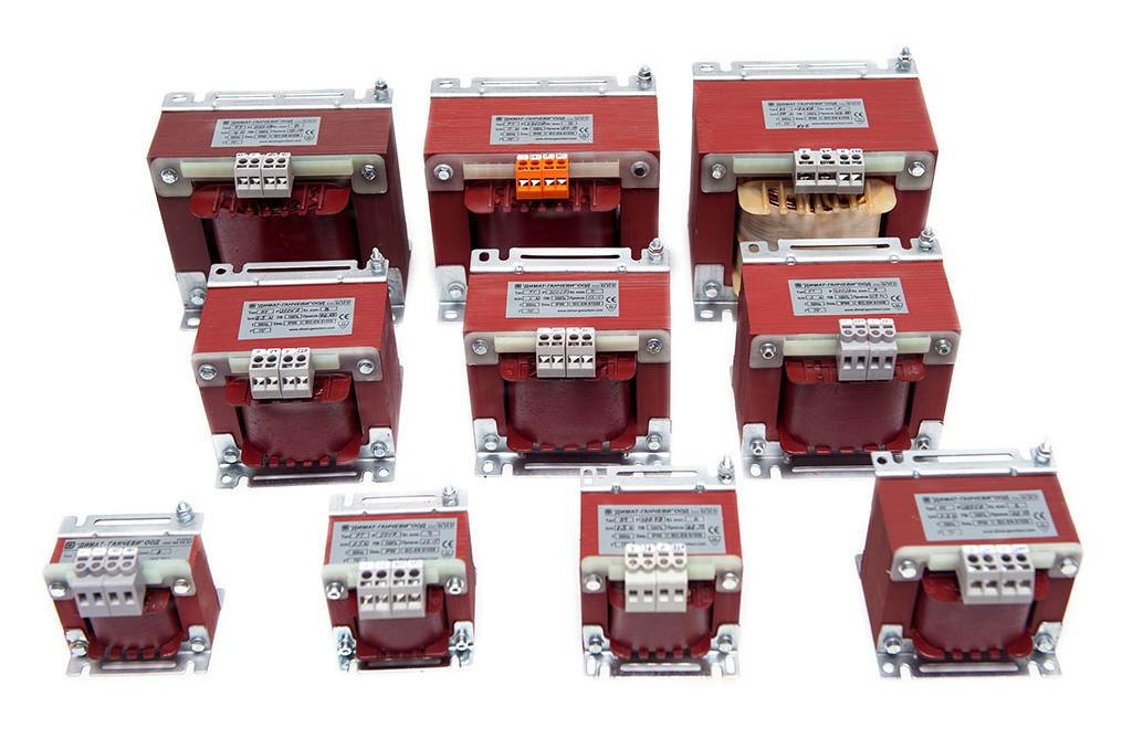Трансформатор однофазный 800 ВА (ОСМ-0,8)