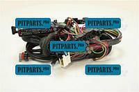 Проводка ВАЗ 21082 блока управления инжектора 8-клапанный двигатель комплект Январь 5.1