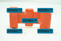 Подушка рессоры УАЗ 452 оранжевая полиуретан