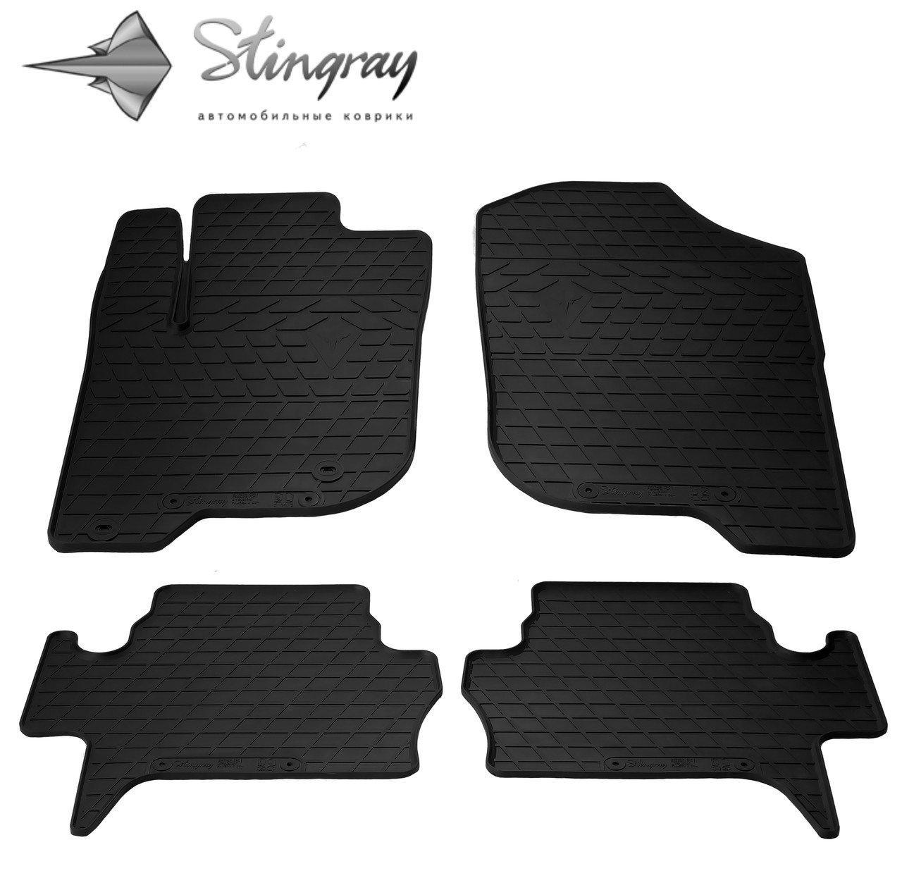 Автомобильные коврики Mitsubishi Pajero Sport II 2008-2015 Stingray