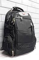 Городской рюкзак SwissGear Wenger 6918G с выходом под наушники + USB и отделением под ноутбук (свисгир)