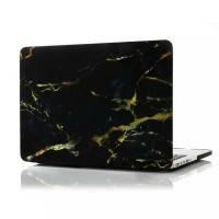 "Мраморный чехол oneLounge Marble Black/Yellow для MacBook Pro 13"" Retina"