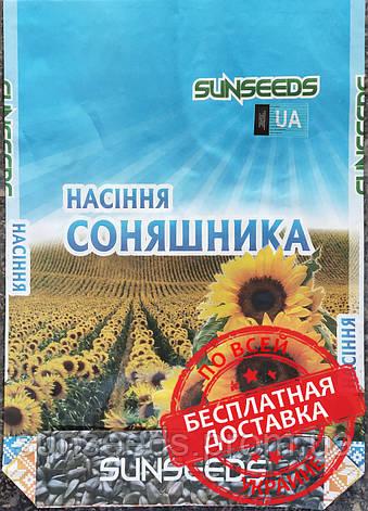 НС-Х-496 (Техн. SUMO, 50 грм) - (Экстра+) Семена подсолнечника., фото 2