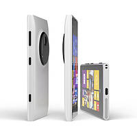 Смартфон Nokia Lumia 1020 2Gb\32Gb White 4,5 HD 41 mp  + подарки, фото 3