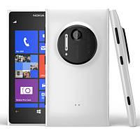 Смартфон Nokia Lumia 1020 2Gb\32Gb White 4,5 HD 41 mp  + подарки, фото 4