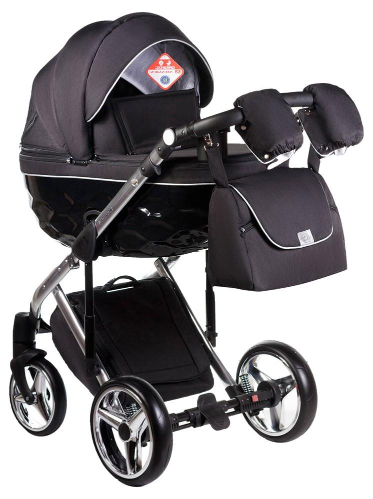 Детская универсальная коляска 2 в 1 Adamex Chantal C2