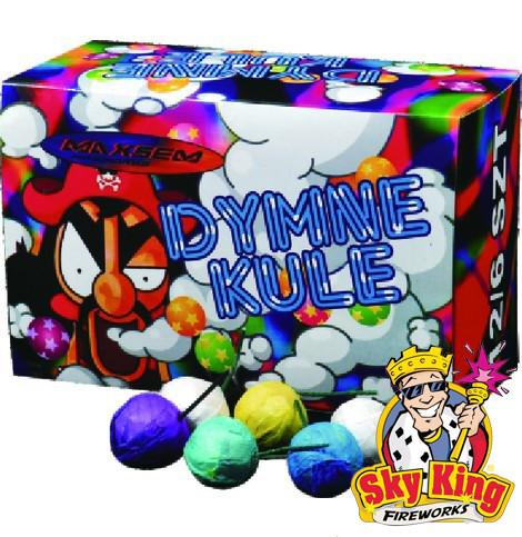 Дымные шарики 6 шт. MA0508 Maxsem Цветной дым
