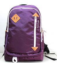 Рюкзак ортопедический Dr Kong Z 223, размер М  42*29*15, фиолетовый