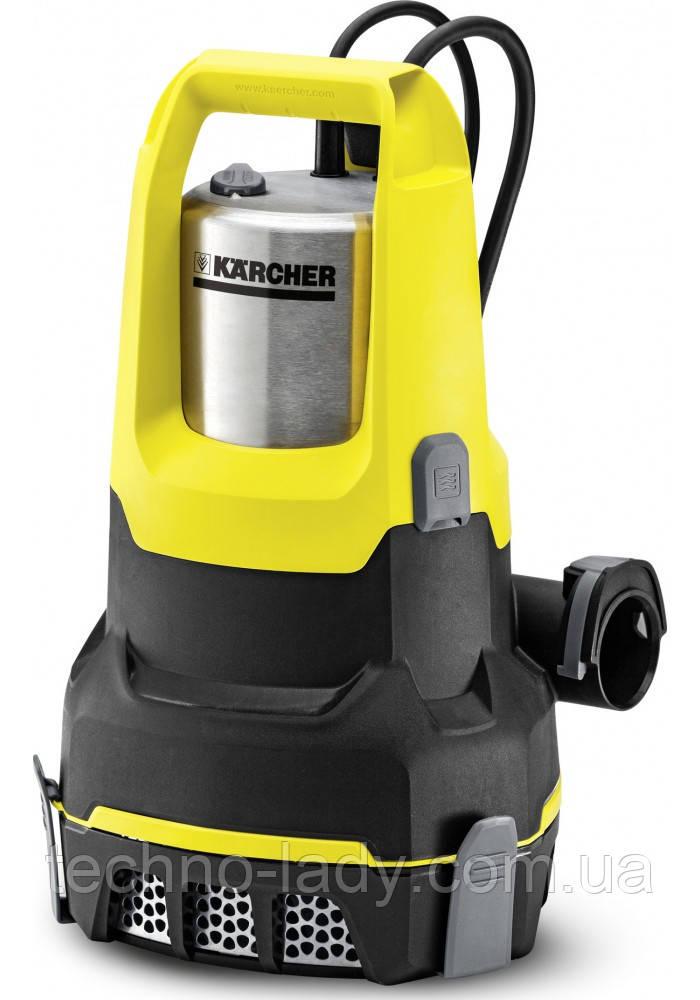 Погружной дренажный насос Karcher SP 6 Flat Inox 1.645-505.0