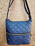 Женская сумка планшет на плечо/Клатч женский Сумка стеганная только ОПТ, фото 2