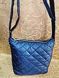Женская сумка планшет на плечо/Клатч женский Сумка стеганная только ОПТ, фото 4