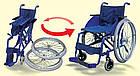 Инвалидная коляска Артем 128, фото 3
