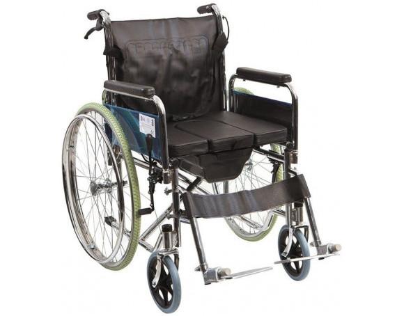 Инвалидная коляска с туалетом Golfi G120