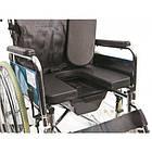 Инвалидная коляска с туалетом Golfi G120, фото 4