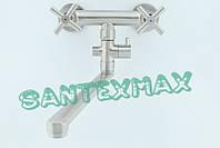 Смеситель для ванны и душа Mixxus Dve 006 euro из нержавеющей стали