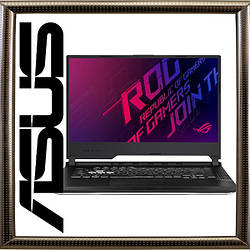 Ноутбук ASUS G531GU-AL228 15.6FHD AG/Intel i7-9750H/16/512SSD/NVD1660Ti-6/noOS