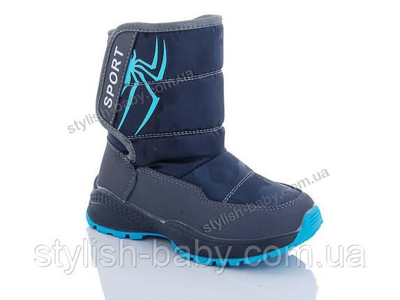 Нова колекція зимового взуття 2019 оптом. Дитяче зимове взуття бренду EeBb для хлопчиків (рр. з 27 по 32), фото 2