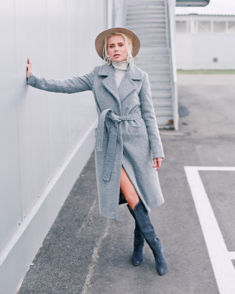 Пальто «Gorgeous» Зима. Размер XS-S,M-L. Цвета разные (2116)