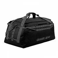 Сумка дорожная Granite Gear Packable Duffel 145 Black/Flint, фото 1