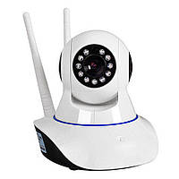 Беспроводная поворотная WIFI IP камера Q5, белая