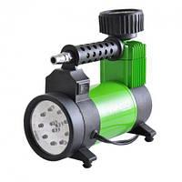 Компрессор автомобильный WINSO 10 Атм, 40 л/мин., 180 Вт, кабель 3м, шланг 5м, Led фонарик (4 шт./ящ.) (Winso 132000)
