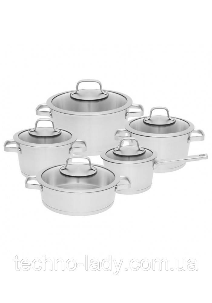 Набор посуды BergHOFF Manhattan из 10 предметов (1110005)