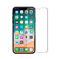 Защитное противоударное стекло для iPhone X (стекло на айфон 10)