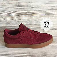 Кросівки жіночі Reebok Club C 85 FVS (Red). Оригінал
