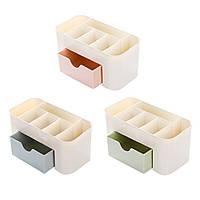 Контейнер-ящик пластиковый для хранения швейных принадлежностей, бисера, голок и др.