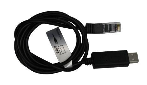 Кабель USB для настройки контроллеров заряда EPSOLAR (CC-USB-RS485-150U)