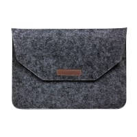 "Чехол из войлока oneLounge Voground Dark Grey для MacBook 12""/Air 11"""