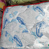 Двуспальное зимнее одеяло (лебединый пух), фото 2