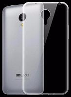 Чехол бампер силиконовый crystal для Meizu M2 Note