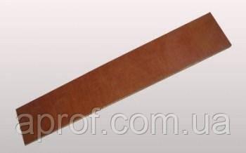 Лопатки для вакуумных насосов ПН-106М (442х52х8,5 мм), комплект - 4 шт, текстолитовые