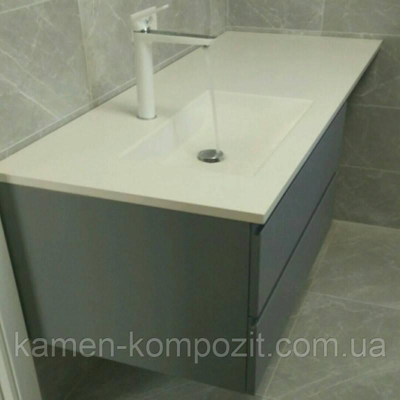 """Столешница в ванную  """"Марсель"""", фото 1"""