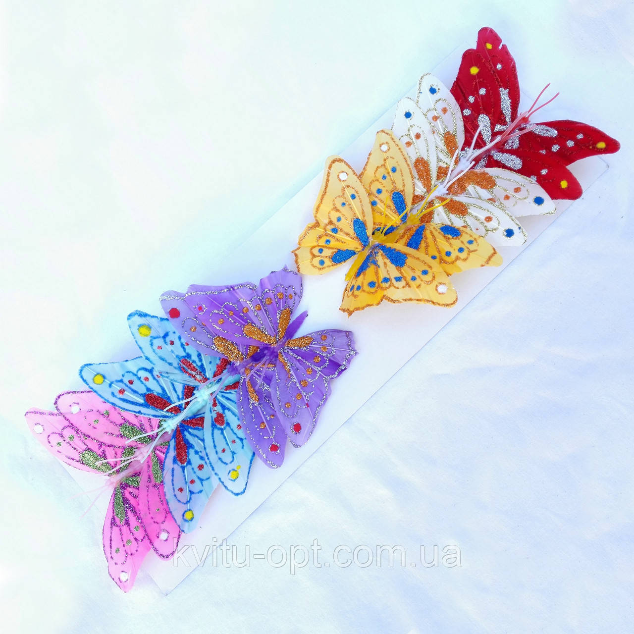 Набор бабочек 12 шт