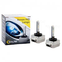 Ксеноновые лампы SOLAR D1S 6000K (2шт.) (Solar 8116)