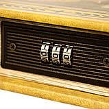 Книга-сейф Veronese Три Мушкетера 26х17х5 см 0001-004 книга сейф с замком шкатулка кэшбокс кэш бокс, фото 2