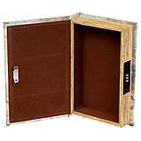 Книга-сейф Veronese Кони 26х17х5 см  0001-003 книга сейф с замком шкатулка кэшбокс кэш бокс лошади, фото 3