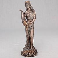Статуэтка Veronese Фортуна 18 см 75416 фигурка статуетка веронезе с рогом изобилия с деньгами верона