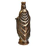 Триптих Veronese Дева Мария 29 см 75630 икона-триптих веронезе, фото 3