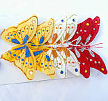 Набор бабочек 12 шт, фото 3
