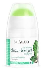 Натуральный цветочный дезодорант 50 мл Sylveco