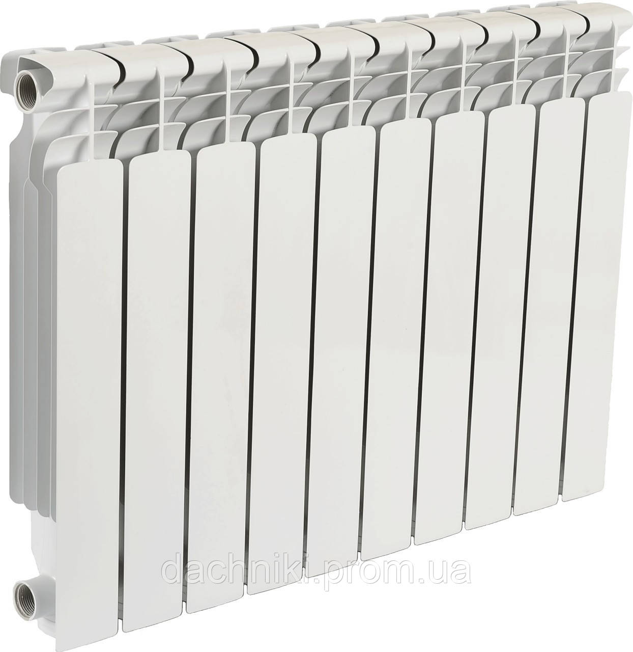 Биметаллический радиатор Marek Titan 500х96 Польша