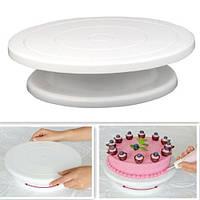 Підставка для торта поворотна проста